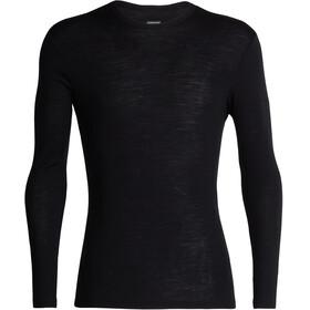 Icebreaker M's 175 Everyday LS Crewe Shirt Black